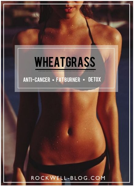 Wheatgrass Shot: Detox, Fat-Burner, Anti-Cancer, Nature's Miracle {Pin Now, Read Later}