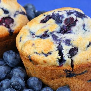 GRAIN-FREE BLUEBERRY MUFFINS RECIPE:  These yummy muffins are legal for those following the Specific Carbohydrate Diet or the Gut And Psychology Syndrome (GAPS) diet.  Your family won't feel like they're deprived!  (from MARIA RICKERT HONG NUTRITIONAL HEALING, www.MariaRickertHong.com)