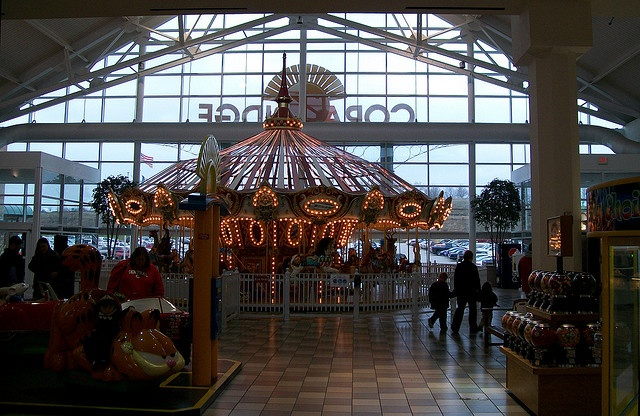 Coral Ridge Mall in Coralville Iowa Dec09#6 by anothertom, via Flickr