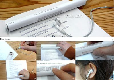 INNOVATIONS OF 2K17: PORTABLE PRINTED TEXT READER