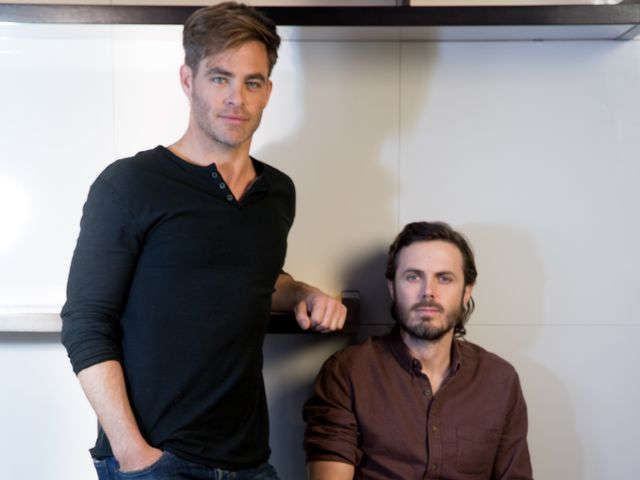 Chris Pine, Casey Affleck battle bad storm, worse odds in 'Finest Hours'