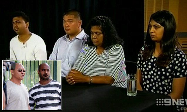 The families of two of the Bali Nine ringleaders  have made a desperate plea to Indonesia's president to reconsider the pair's executions in light of their reformed lives.