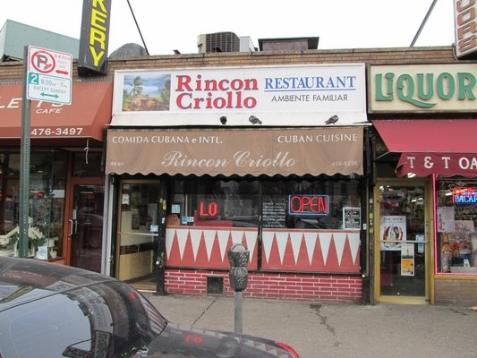Rincon Criollo - Roosevelt Ave & Junction Blvd.  As seen on Diners, Drive-ins, & Dives!    Must try the: Arroz con Pollo & Ropa Vieja!!