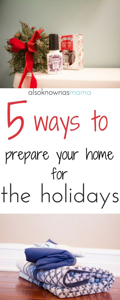 #merryspritzmas #ad @poopourriPoo~Pourri | 5 Ways to Prepare Your Home for the Holidays | Christmas Gift Ideas