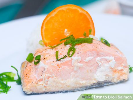 Image titled Broil Salmon Step 11