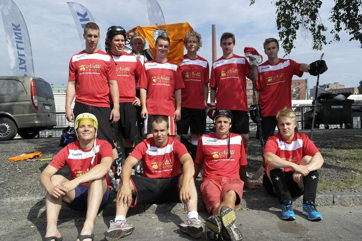 Street Hockey Tour 2014 Tampere 12-13.7.2014 #streethockeysm