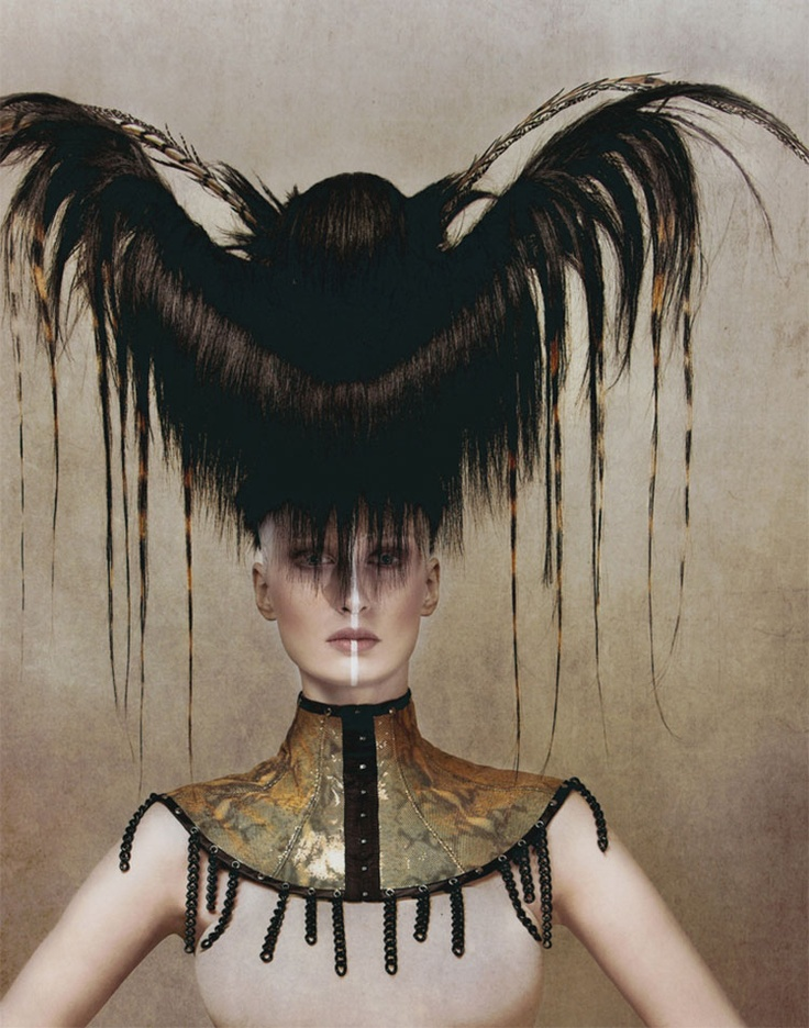 If It's Hip, It's Here: The 2012 Winner and Visionary Award Finalists from London's Alternative Hair Show.