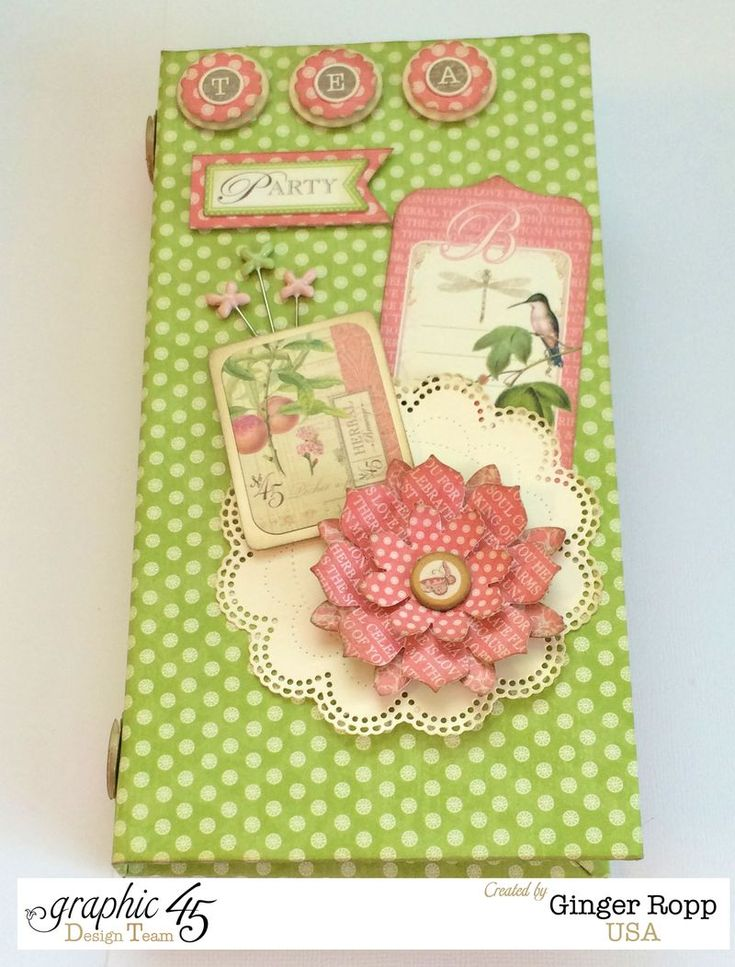 1000 images about mini albums on pinterest for Waterfall design in scrapbook