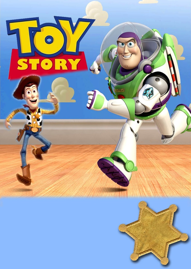 FREE Kids Party Invitations: Toy Story Party Invitation *NEW* | Toy Story Party Ideas ...