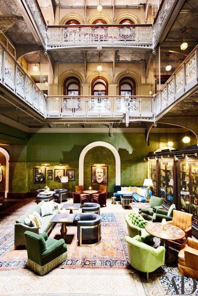 beekman-hotel-new-york-thompson-habituallychic-009 | HOTEL ...
