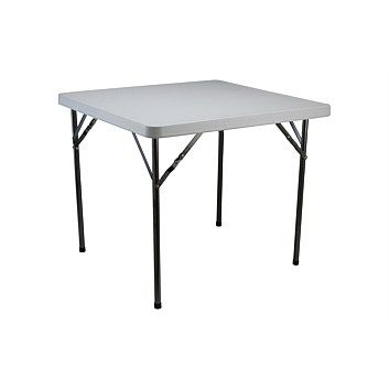 Briscoes - Outdoor Creations Table with Folding Legs