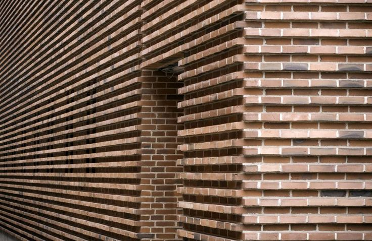 Bonding Bricks at the School of Architecture of the Royal Danish Academy of Fine Arts | Gottlieb Paludan Architects