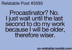 Procrastination Quotes Mesmerizing 20 Best Quote  Procrastination Images On Pinterest
