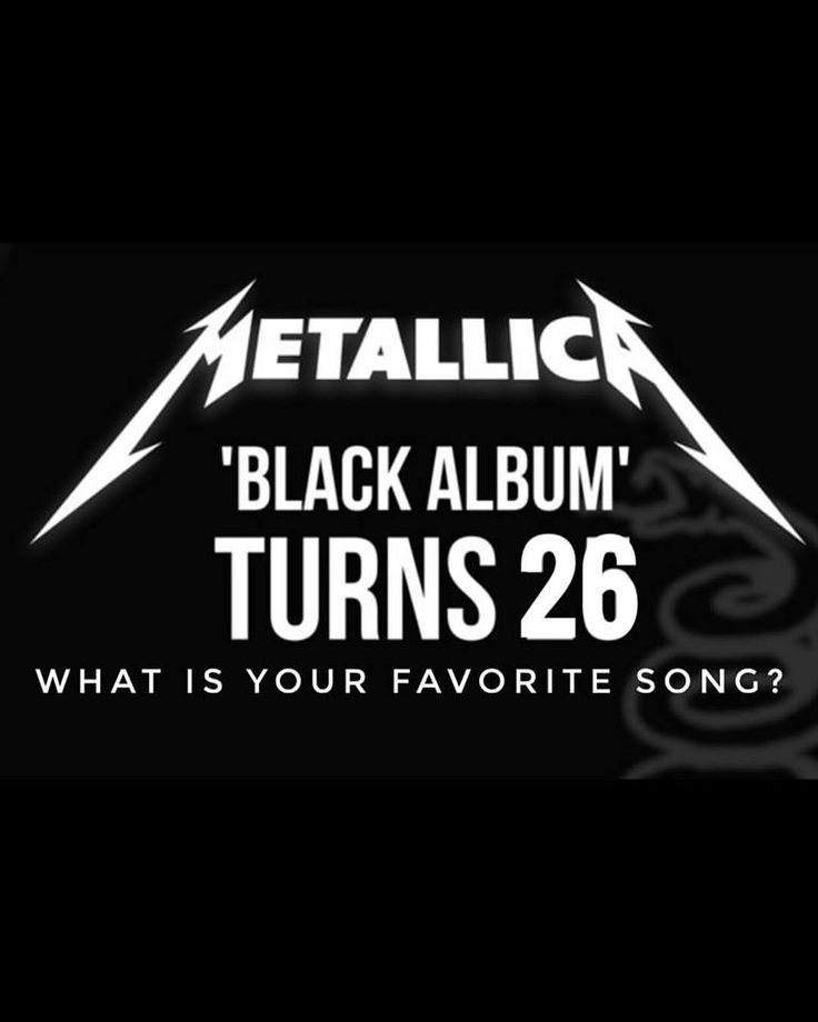 What is your favorite song in Metallica Black Album? Black album is one of the greatest metal music albums in history or maybe the best? Tell us what you think! . Metalheads! We launched The Best Heavy Metal T-Shirt Store Online! Visit HeavyMetalTshirts.net Worldwide Shipping! . #metal #metalmusic #metalheads #metalhead #headbang #headbanger #longlivemetal #metalband #headbangers #heavymetalband #heavymetalfans #metalfans #metalmusicfans #metalfan #metallife #metallifestyle #metalmusician…