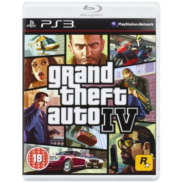Grand Theft Auto IV 4 GTA Game PS3 | http://gamesactions.com shares #new #latest #videogames #games for #pc #psp #ps3 #wii #xbox #nintendo #3ds