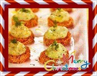 pate de alho aperitivos de natal  http://myhcriearte.blogspot.com.br/2014/12/pate-de-alho.html