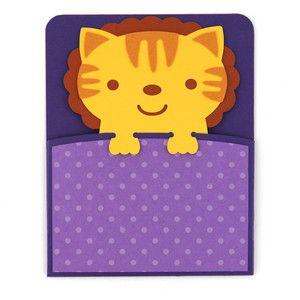 Силуэт Дизайн магазина - Просмотр Дизайн # 134438: a2 лев карманные карты