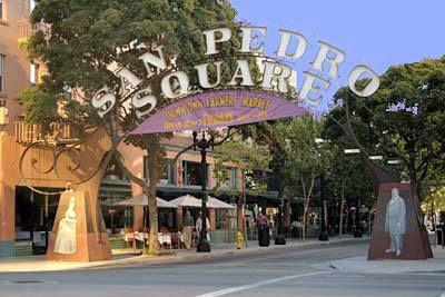 Downtown San Jose Restaurants San Pedro Square