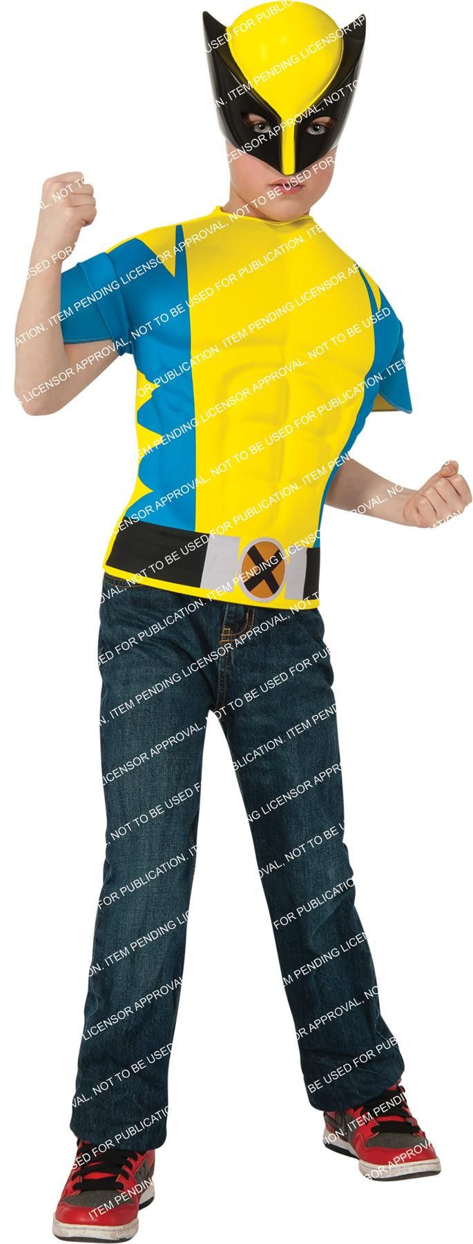 Wolverine Shirt Child