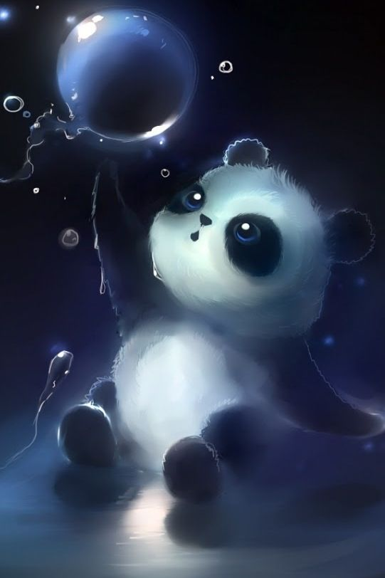 Kawaii panda Cute Pandas Pinterest Pictures of
