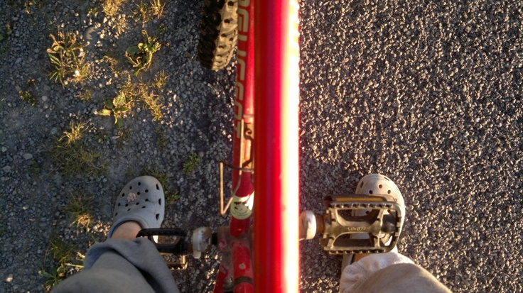 3 April Another bike ride
