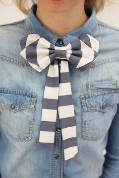 bowtie for women - Google Search Clothing, Shoes & Jewelry - Women - women's belts - http://amzn.to/2kwF6LI