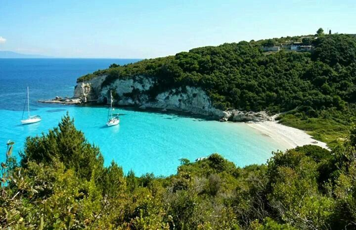 Voutoumi, Antipaxos, Greece