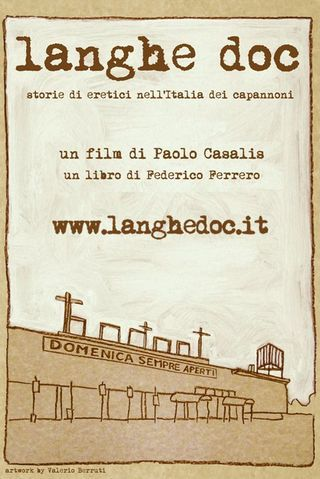 """Stories of Heretics in Italy of Warehouses, Langhe Doc Film by Paolo Casalis    A portrait of the changing Italian food (and wine) landscape, documentary Langhe Doc by Paolo Casalis makes its case through the voices of traditionalists and misfits.    In traditionalists corner, Maria Teresa Mascarello (and her father Bartolo Mascarello who died in 2005) who continues to produce wine in the Cellar of Barolo, """"As my father did, and my grandfather""""..."""