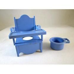 Ideal 3 4 Potty Chair