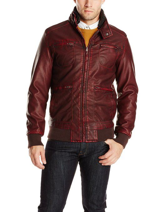 1000+ ideas about Men's Leather Jackets on Pinterest ...