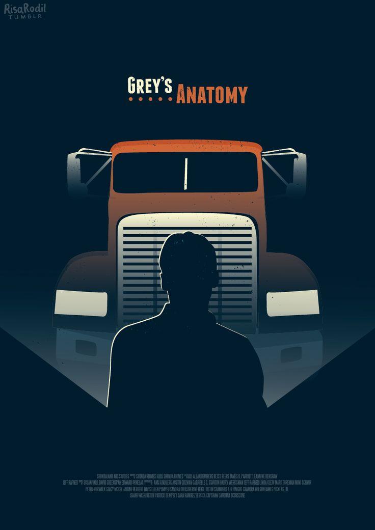 Hoje fazem 12 anos que a série Grey's Anatomy estreava na TV americana. E não é pouca coisa não. Só quem assiste a série sabe e entende o significado e amor e sofrimento. Com várias histórias…