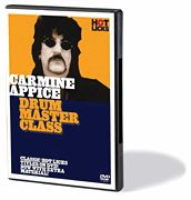 Carmine Appice – Drum Master Class (DVD)