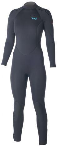 5/4mm Women's XCEL ThermoFlex TDC SCUBA Wetsuit
