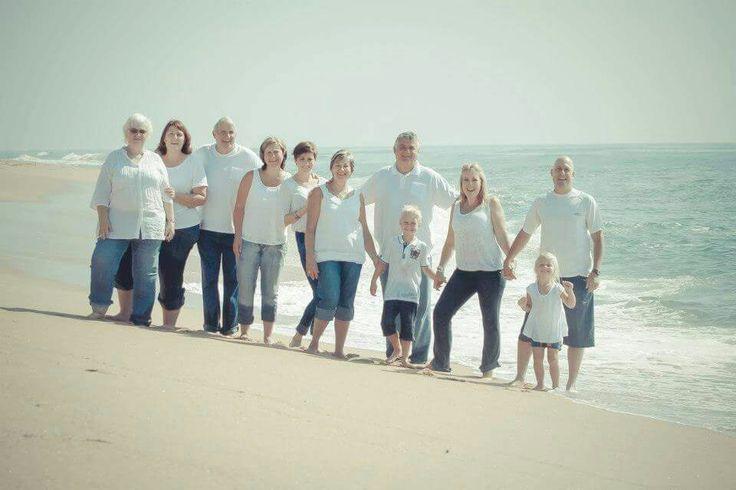 Family photography beach shoot