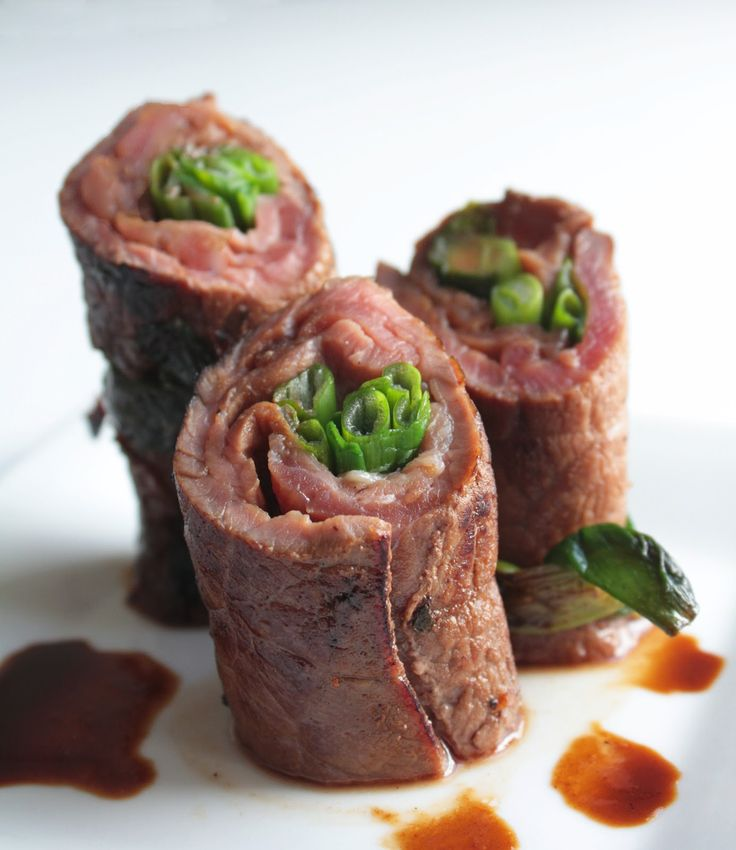 In continuation of low carb week I made Beef Negimaki yesterday. My husband and I used to order these without fail as an appetizer when we'd go to one of our favorite Japanese restaurants back in CT. Salty and sweet with a slight bite from the scallions they went perfectly with a giant frosty Sapporo!...Read More »