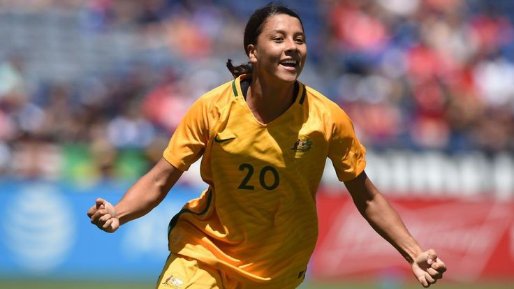 Matildas Sam Kerr snubbed for FIFA Womens Player of the Year award