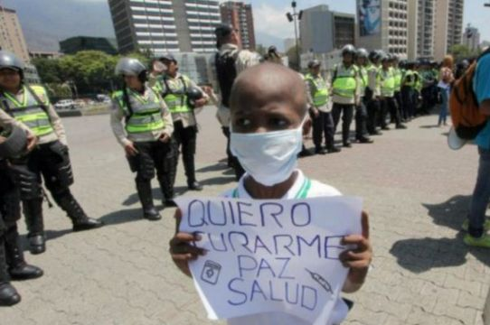 ¿Qué descaro y las medicinas qué? Gobierno de Venezuela publica una carta abierta en The New York Times - http://www.notiexpresscolor.com/2017/09/06/que-descaro-y-las-medicinas-que-gobierno-de-venezuela-publica-una-carta-abierta-en-the-new-york-times/