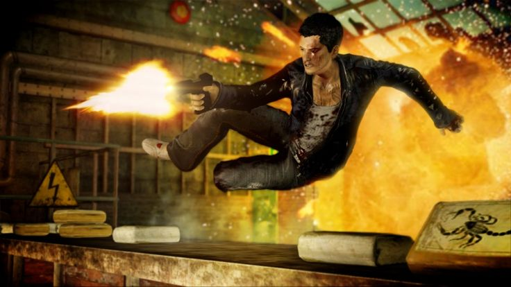 Sleeping Dogs PC Screenshots