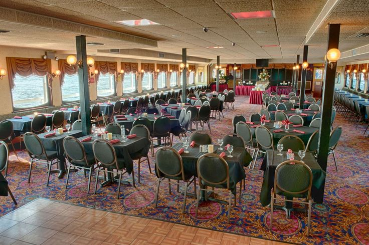 The Creole Room on the Creole Queen #NOLA #travel #riverboat