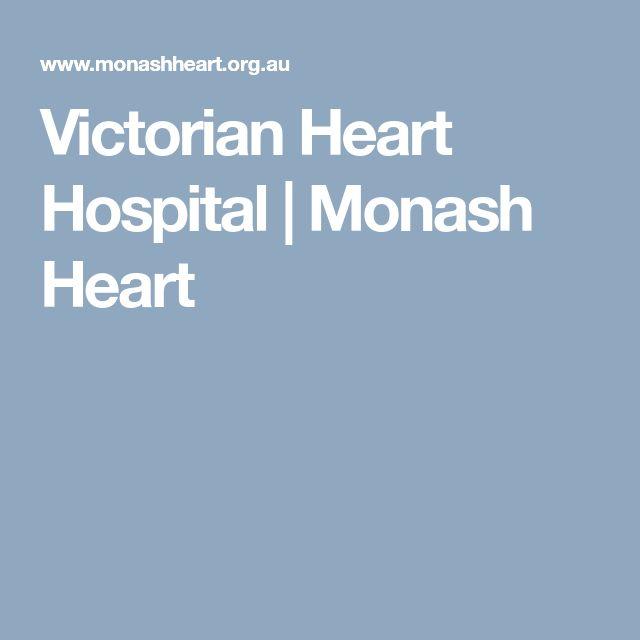 Victorian Heart Hospital | Monash Heart