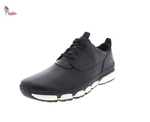 Timberland , Chaussures de ville à lacets pour homme Noir noir 40 - Noir - noir, 44.5 EU - Chaussures timberland (*Partner-Link)