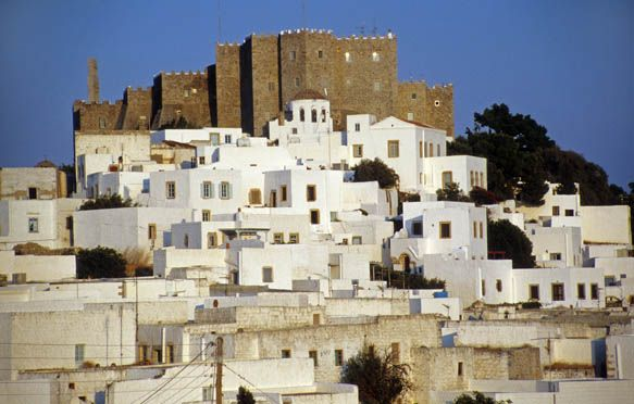 #Sightseeing | photo from dodekanisa #Patmos