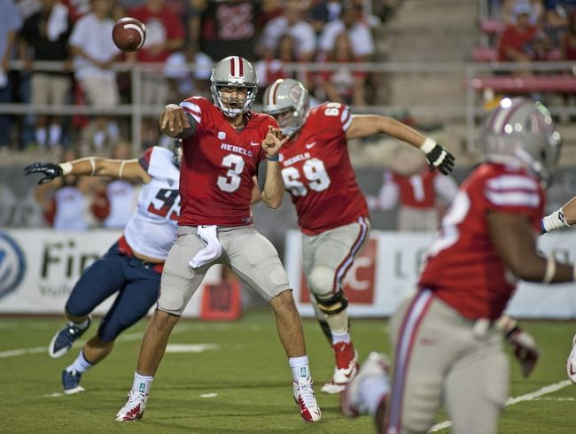 UNLV Rebels at Arizona Wildcats Pick-Odds-Prediction 8/29/14: Mark's Free College Football Pick Against the Spread