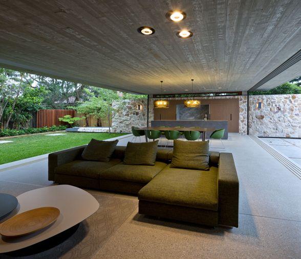Hunters Hill House (Syd) - Architect: http://www.arkhefield.com.au/projects/hunters-hill/#sthash.VLMhq6WW.dpbs