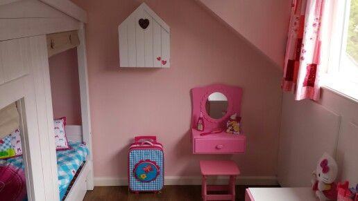 Isabel 's nieuwe kamer