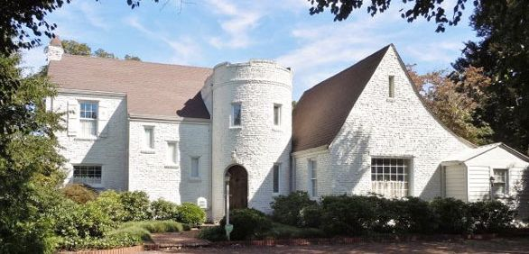When you think of historic properties, you immediately assume they'll cost a pretty penny.  If you're looking to own a piece of history for a steal, you can check out several newly listed properties that may be within your budget.  Take the 1926 French chateaux-inspired home in Martinsville, Virginia