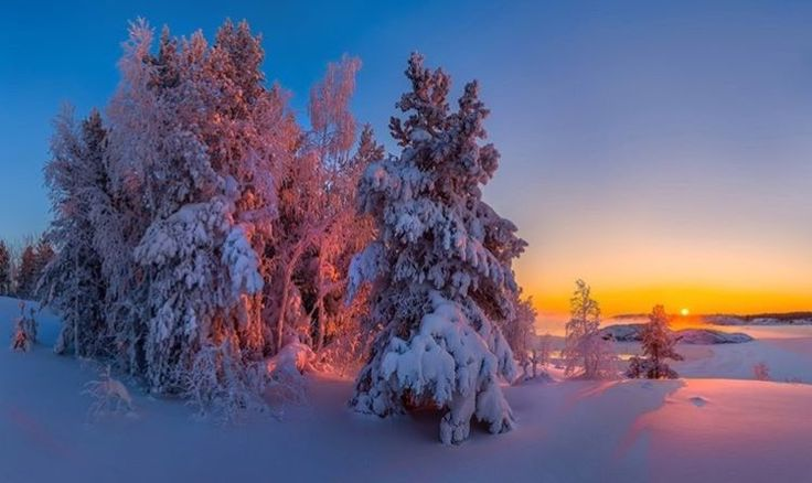 Lake Ladoga, Karelia | Photo by Fedor Lashkov