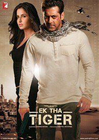 Ek Tha Tiger DVD  - Hindi Movie - Salman Khan, Katrina Kaif