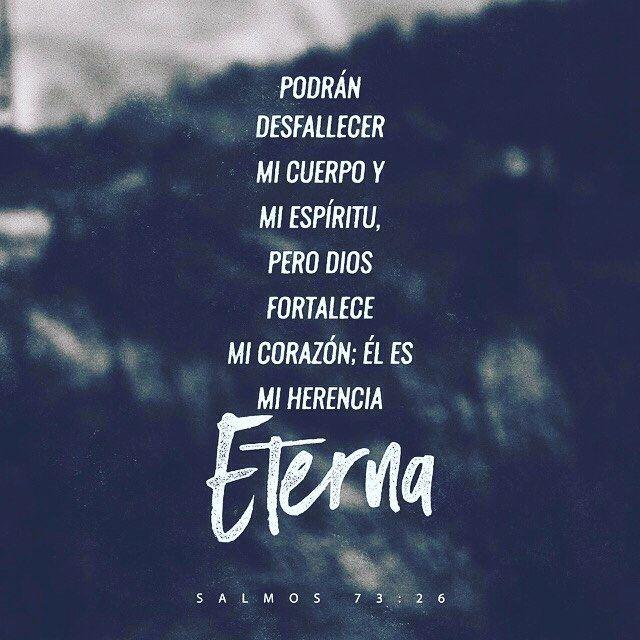 Ya casi no tengo fuerzas pero a ti siempre te tendré; mi única #fuerza eres tú! Salmos 73:26 @youversion @ibvcp #buenosdias #islademargarita #venezuela