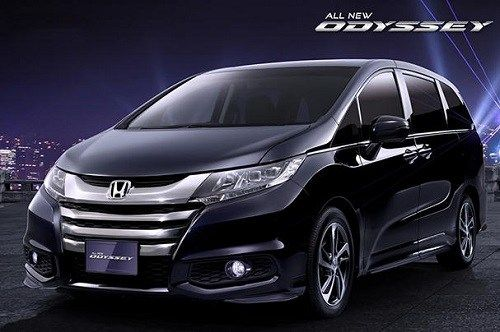 Harga Honda Odyssey Pati
